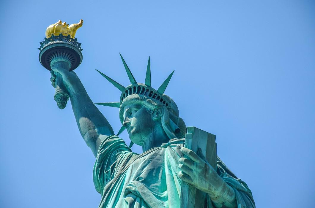 давайте приготовим красивые картинки статуя свободы даже