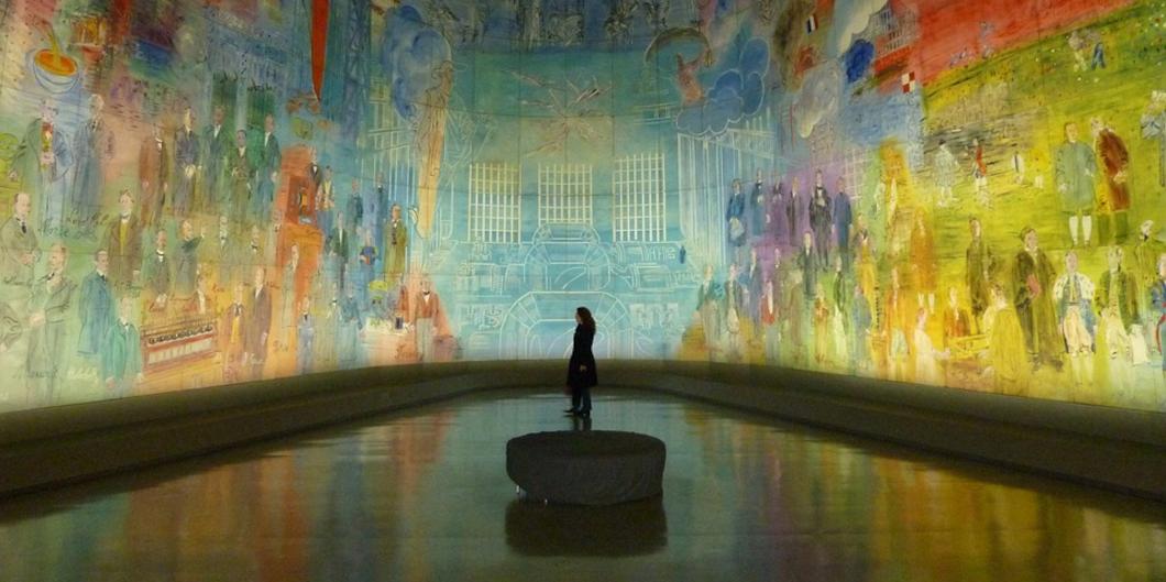 Опрос: современным искусством интересуются 59% молодых россиян