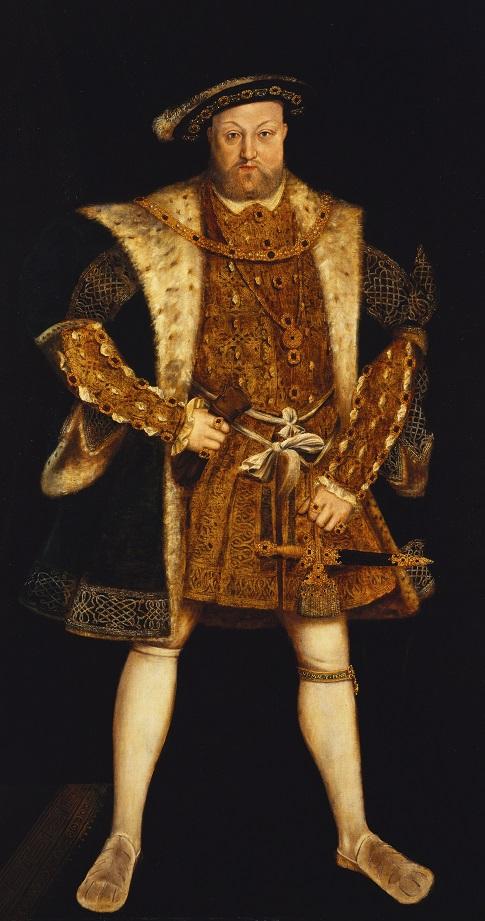 """""""Портрет Генриха VIII"""""""